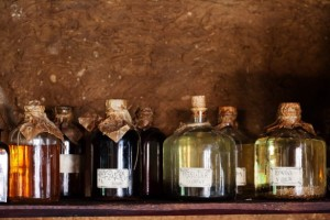 Photo Courtesy of Petr Kratochvil http://www.publicdomainpictures.net/view-image.php?image=47413&picture=potion-bottles